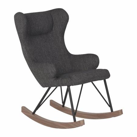 Slika za Quax® Dječja ljuljačka stolica De Luxe Black