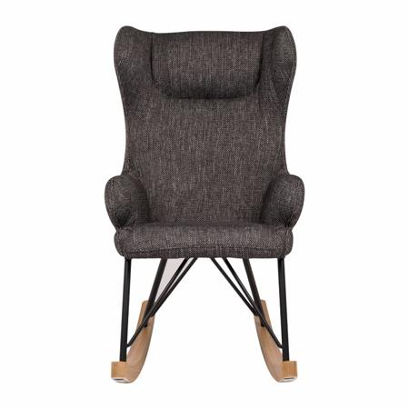 Quax® Dječja ljuljačka stolica De Luxe Black
