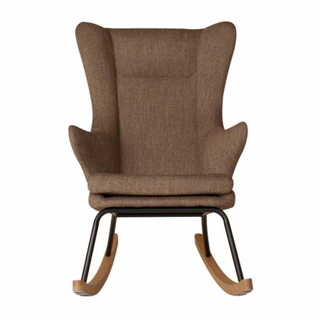 Quax® Dječja ljuljačka stolica De Luxe Latte