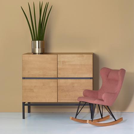 Slika za Quax® Dječja ljuljačka stolica De Luxe Latte