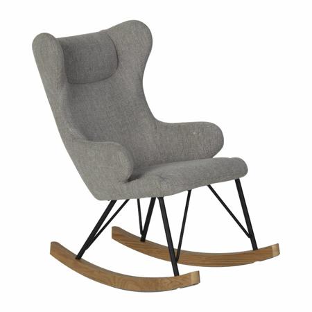 Slika za Quax® Dječja ljuljačka stolica De Luxe Sand Grey