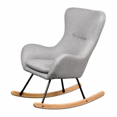 Slika za Quax® Ljuljačka stolica za odrasle Soft Grey