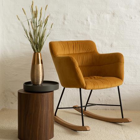 Quax® Ljuljačka stolica za odrasle Gold