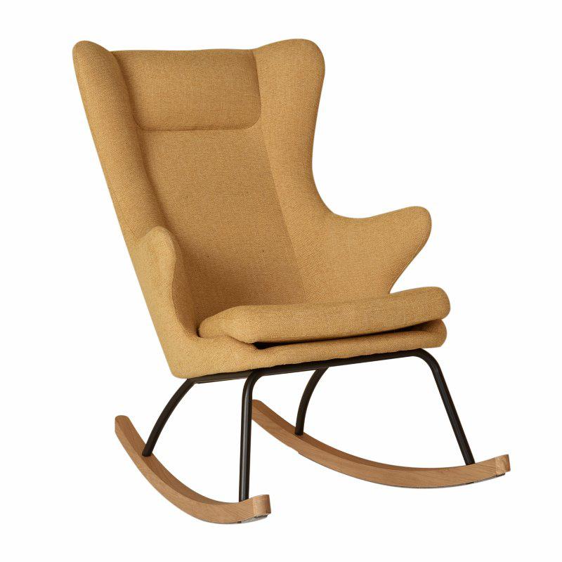 Slika za Quax® Ljuljačka stolica za odrasle De Luxe Saffran