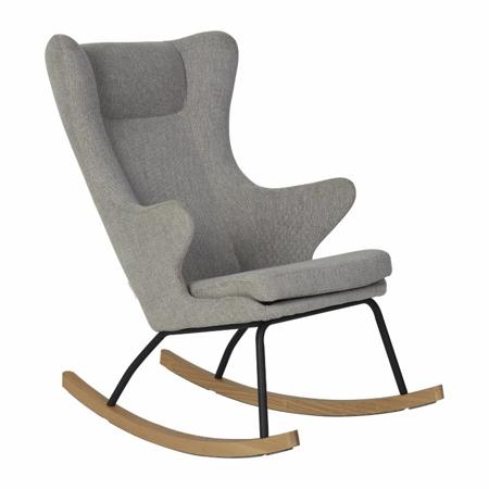 Slika za Quax® Ljuljačka stolica za odrasle De Luxe Sand Grey