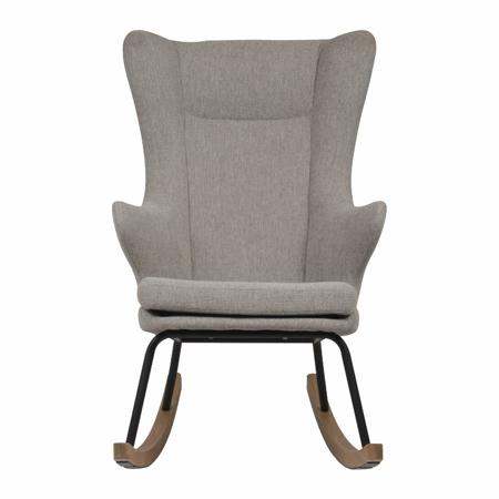 Quax® Ljuljačka stolica za odrasle De Luxe Sand Grey