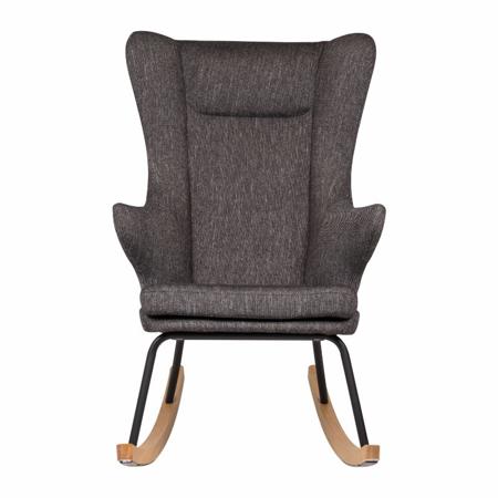Quax® Ljuljačka stolica za odrasle De Luxe Black