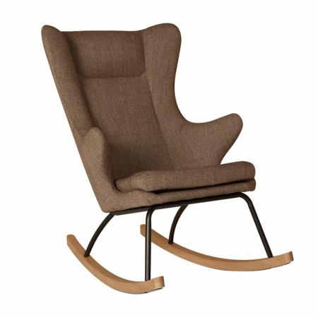 Slika za Quax® Ljuljačka stolica za odrasle De Luxe Latte