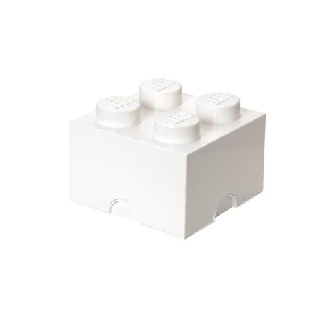 Lego® Kutija za pohranjivanje 4 White