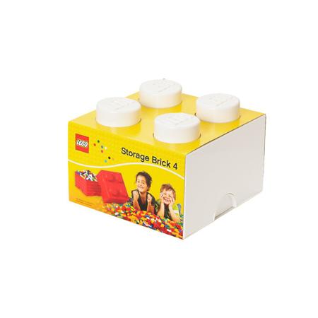 Slika za Lego® Kutija za pohranjivanje 4 White