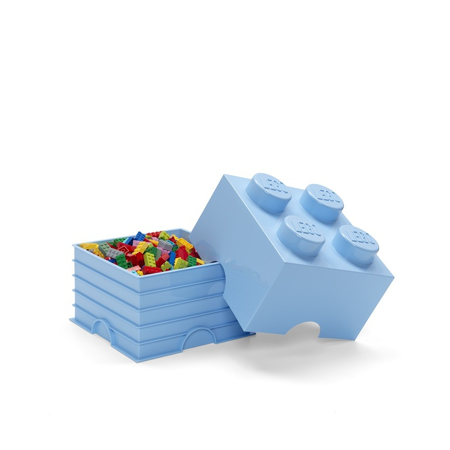 Slika za Lego® Kutija za pohranjivanje 4 Light Royal Blue
