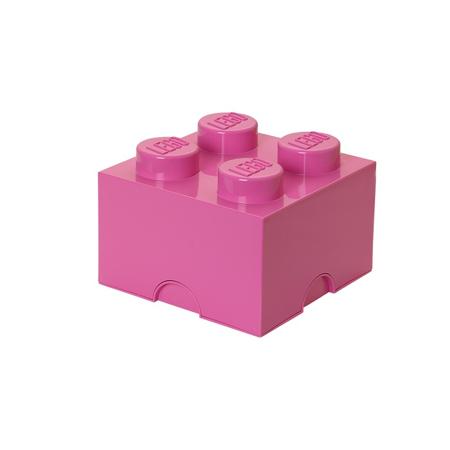 Lego® Kutija za pohranjivanje 4 Bright Purple