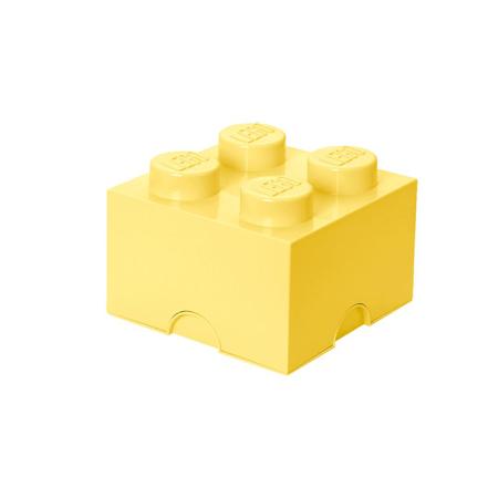 Lego® Kutija za pohranjivanje 4 Cool Yellow