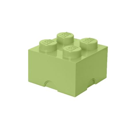 Lego® Kutija za pohranjivanje 4 Spring Yellowish Green