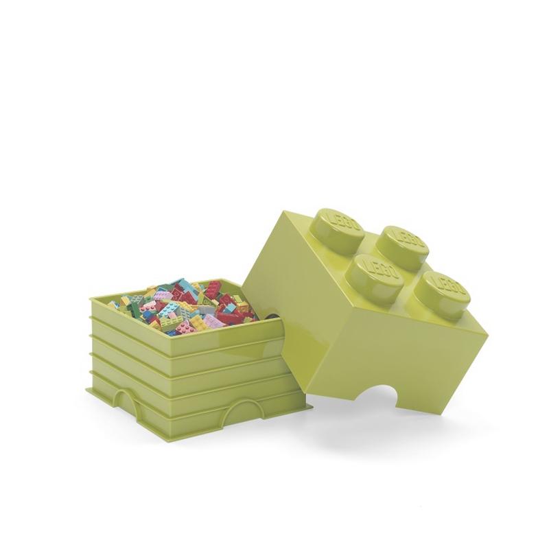 Slika za Lego® Kutija za pohranjivanje 4 Spring Yellowish Green
