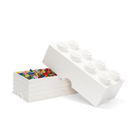Slika za Lego® Kutija za pohranjivanje 8 White