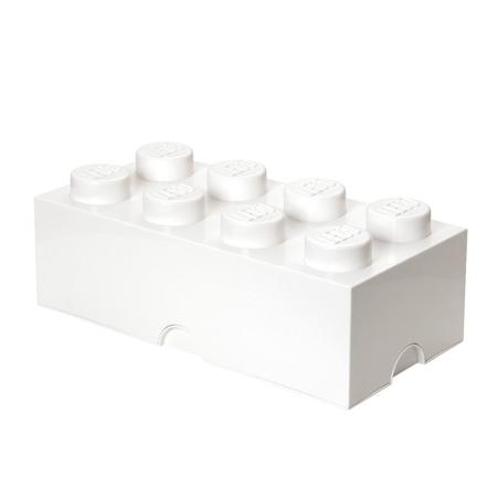 Lego® Kutija za pohranjivanje 8 White