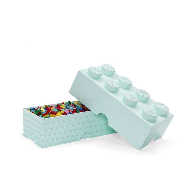 Slika za Lego® Kutija za pohranjivanje 8 Aqua
