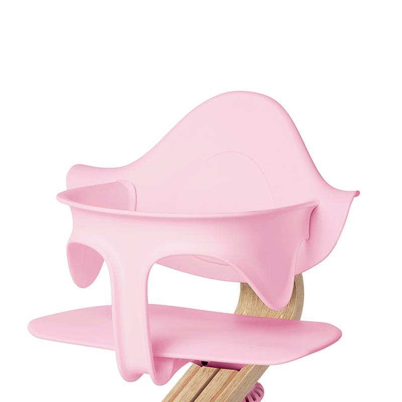 Slika za Nomi® Mini varovalna ograjica Pale Pink