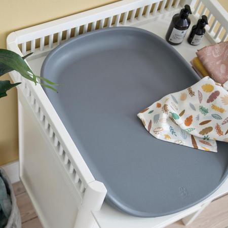 Slika za Sebra® Komoda s ladicama za previjanje Classic Grey