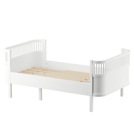 Slika za Sebra® Dječji krevetić Sebra Junior & Grow Classic White