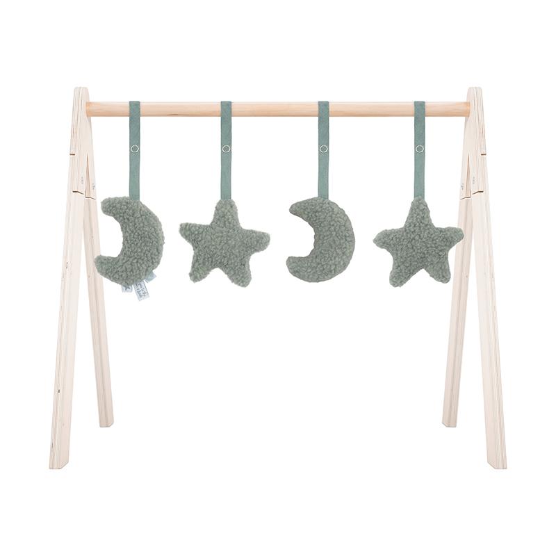 Slika za Jollein® Dodatak didaktičkih igračaka centru za igru Moon Ash Green