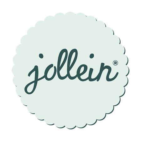 Slika za  Jollein® Silikonski podbradnjak Storm Grey