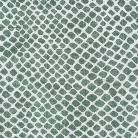 Slika za Jollein® Komplet 2 tetra pelene  Snake Ash Green 115x115