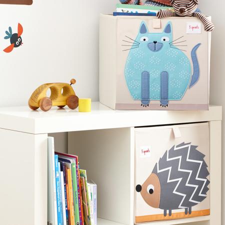 Slika za 3Sprouts® Škatla za igrače Mucka