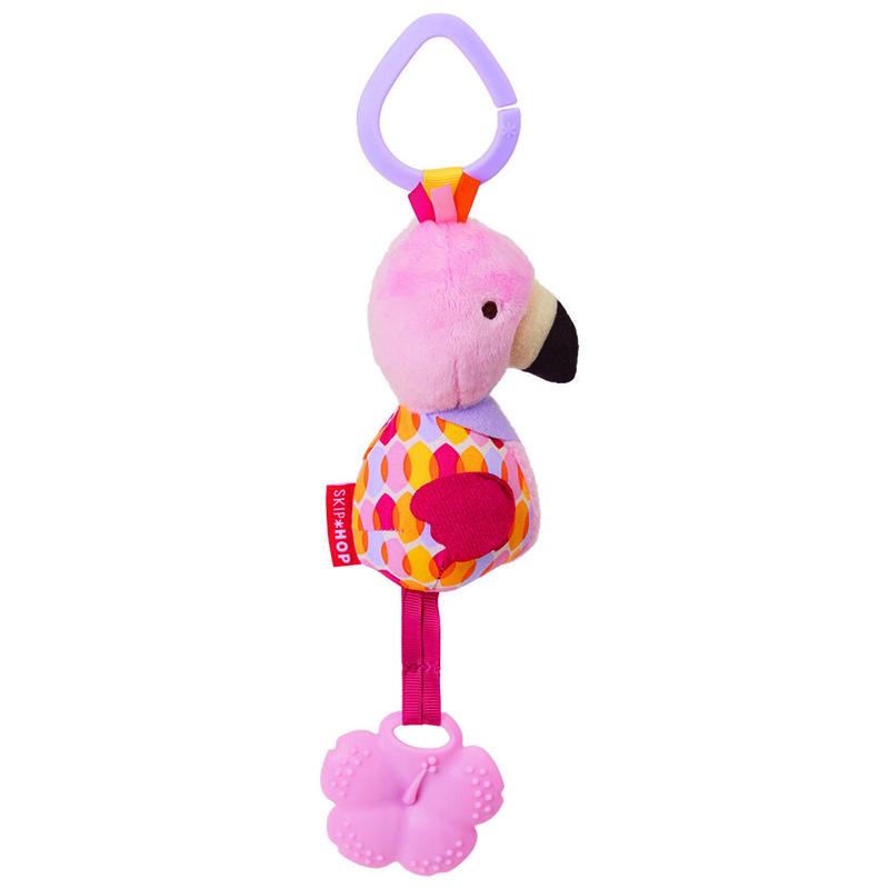Slika za Skip Hop® Mini obešanka Flamingo