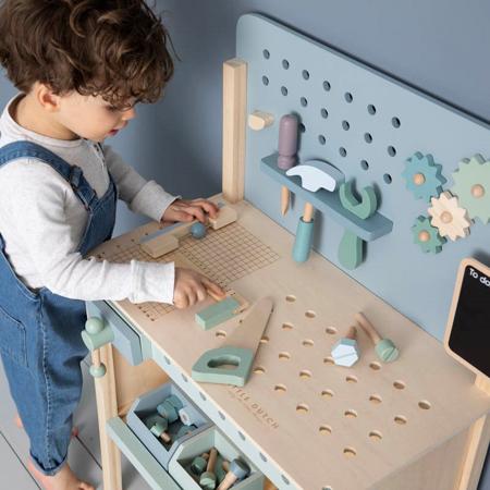 Slika za Little Dutch® Dječji radni stol s alatom