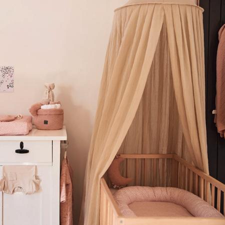 Slika za Jollein® Posteljni baldahin Nougat