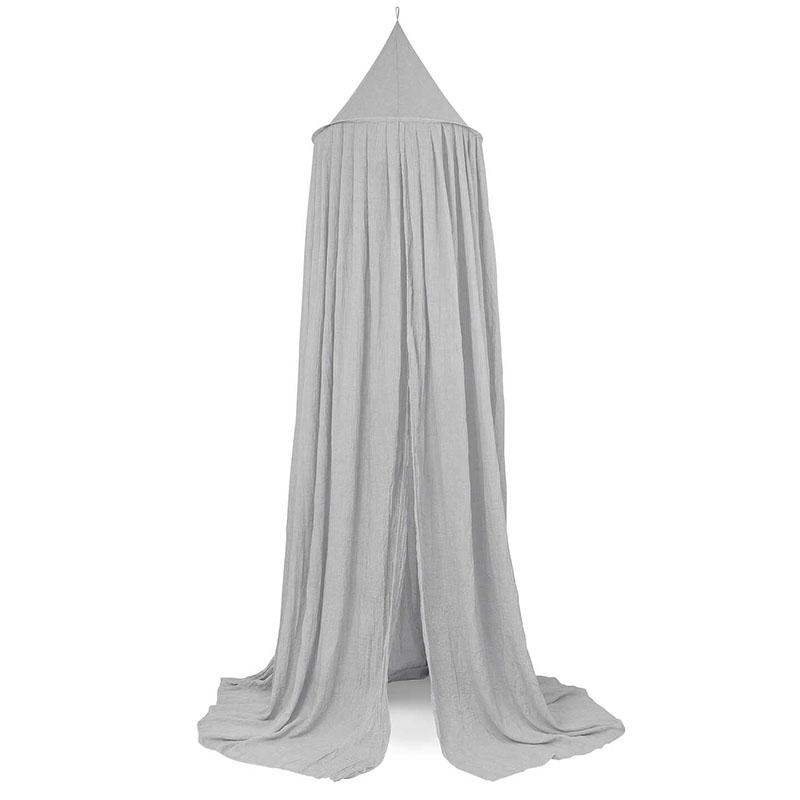 Slika za Jollein® Posteljni baldahin Soft Grey