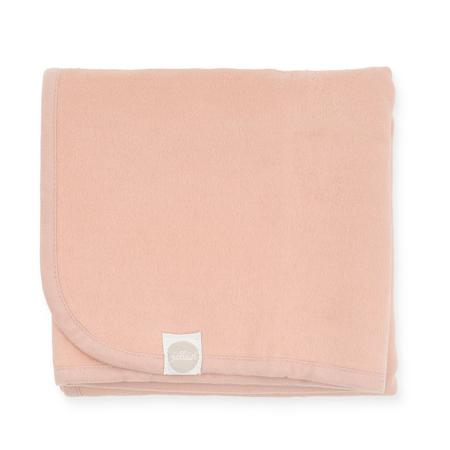 Slika za Jollein® Pamučna dekica Pale Pink 75x100