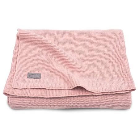 Slika za Jollein® Pletena dekica Blush Pink 75x100