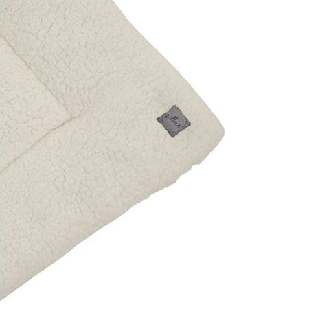 Jollein® Podloga za igru  Teddy Cream White 80x100