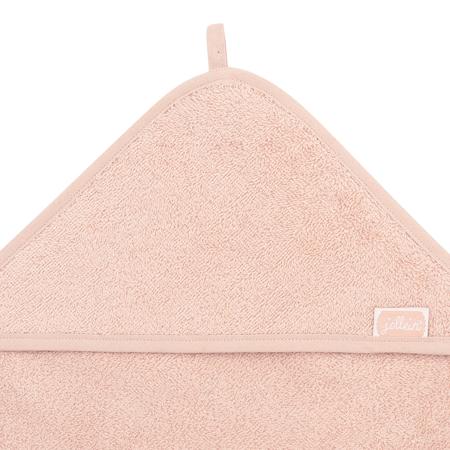 Slika za Jollein® Ručnik s kapuljačom Pale Pink 75x75