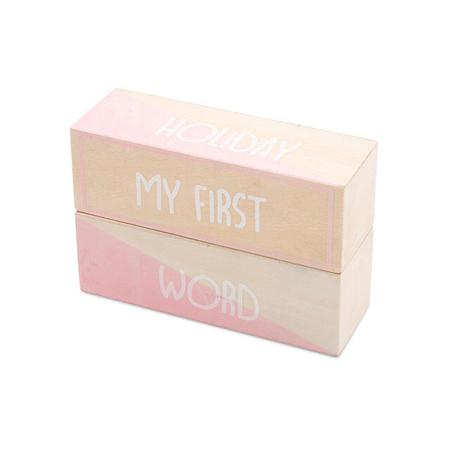 Slika za Jollein® Set My first moments Pink/White