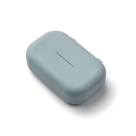 Liewood® Silikonski poklopac za vlažne maramice Emi Sea Blue
