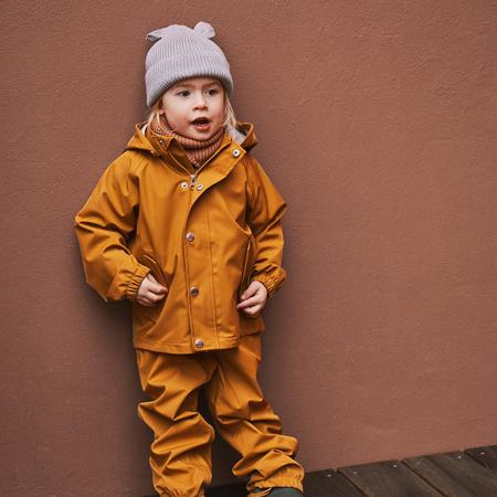 Slika za Liewood® Dječja zimska kapa Gina Grey Malange