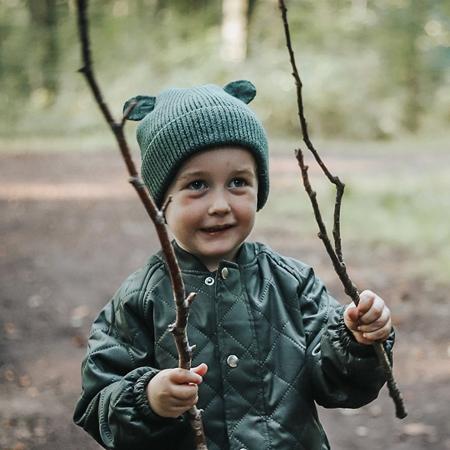 Slika za Liewood® Dječja zimska kapa Gina Blue Wave