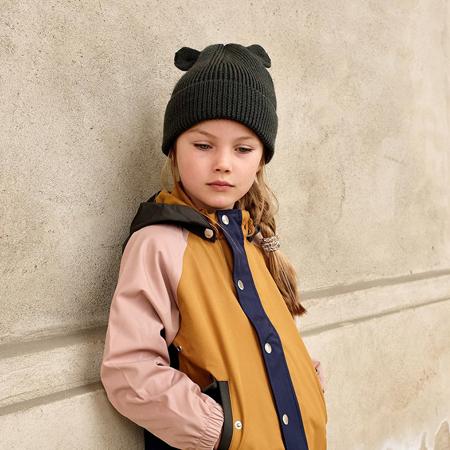 Liewood® Dječja zimska kapa Gina Hunter Green