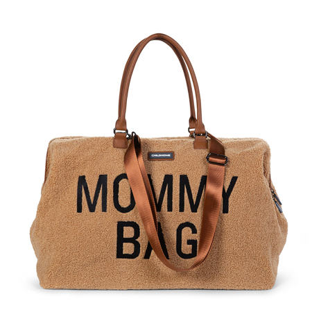 Childhome® Torba za previjanje Mommy Bag Teddy Beige