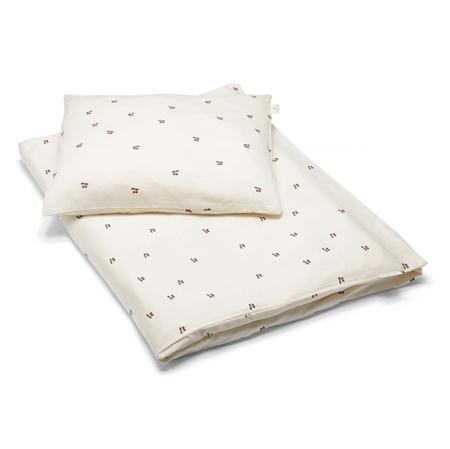 Slika za Konges Sløjd® Dječja posteljina Junior 100x140 Cherry