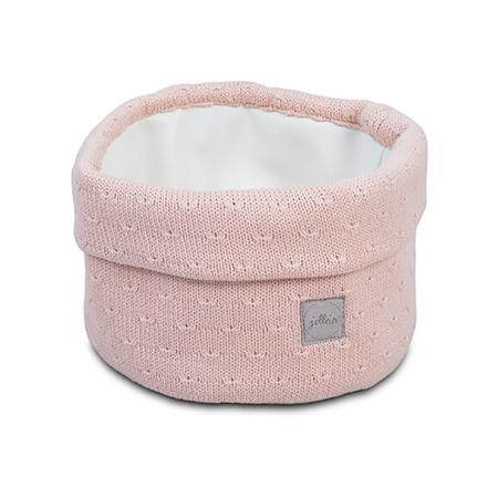 Slika za Jollein® Košara za pohranjivanje stvarčica River Knit Creamy Peach