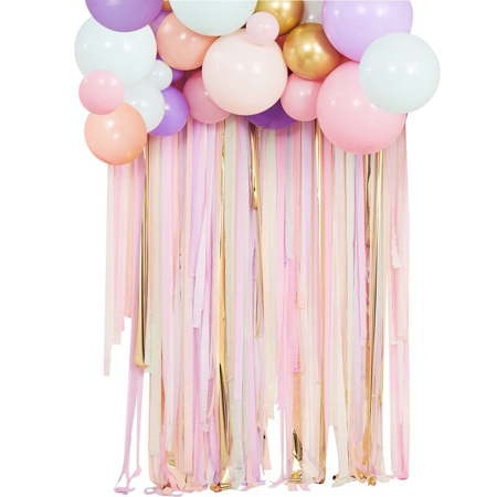 Ginger Ray® Pozadina za fotografiranje s balonima Pastel