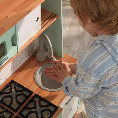Slika za KidKraft® Dječja kuhinja Mid-Century Modern