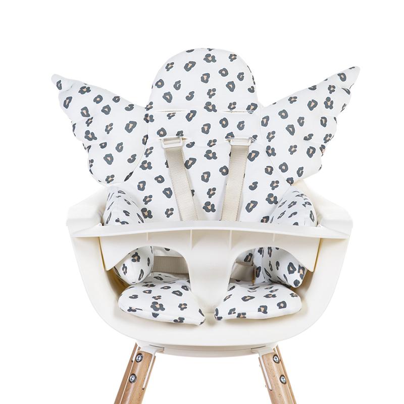 Slika za Childhome® Univerzalni jastučić za stolicu Jersey Leopard