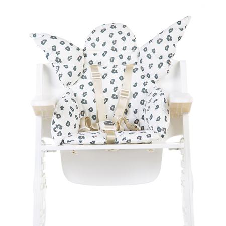 Childhome® Univerzalni jastučić za stolicu Jersey Leopard