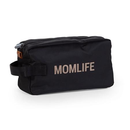 Slika za Childhome® Toalet torbica Momlife Black Gold